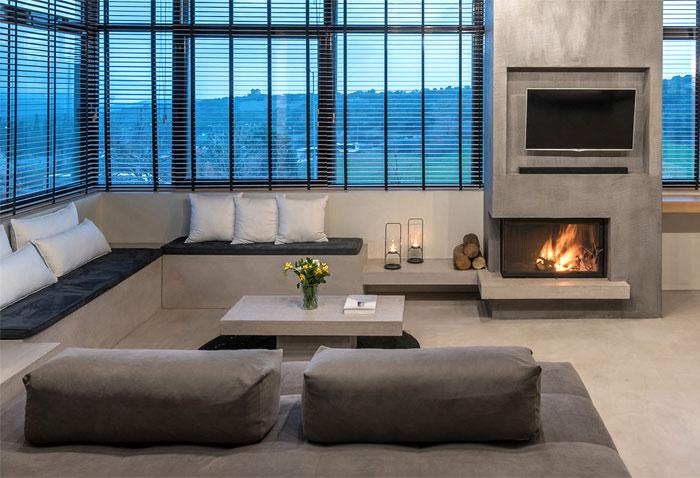 apartment panorama normless architecture studio 13
