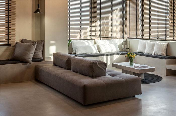 apartment panorama normless architecture studio 14
