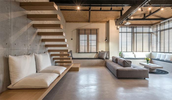 apartment panorama normless architecture studio 15