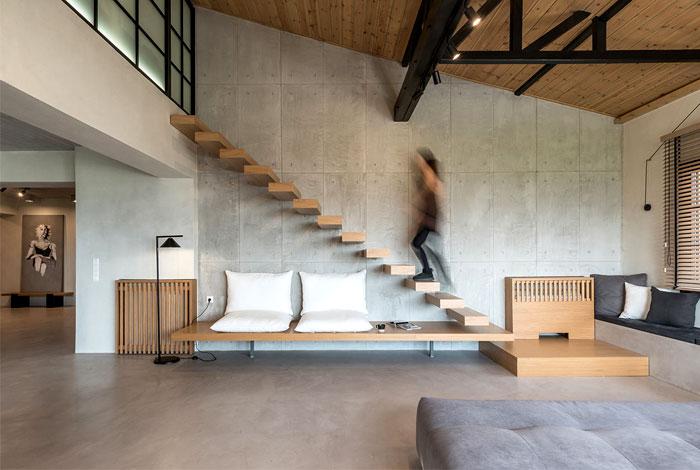 apartment panorama normless architecture studio 16