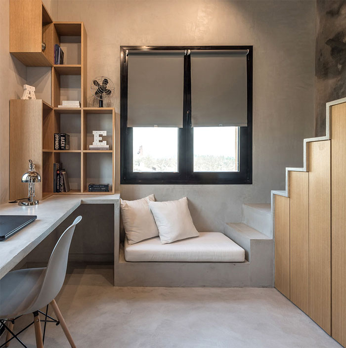 apartment panorama normless architecture studio 3