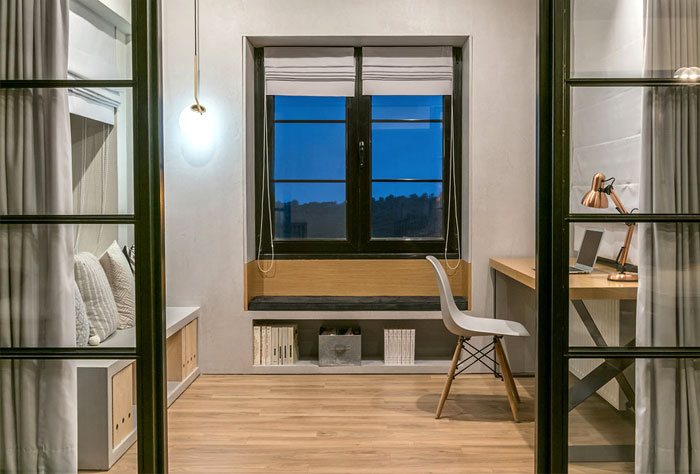apartment panorama normless architecture studio 6