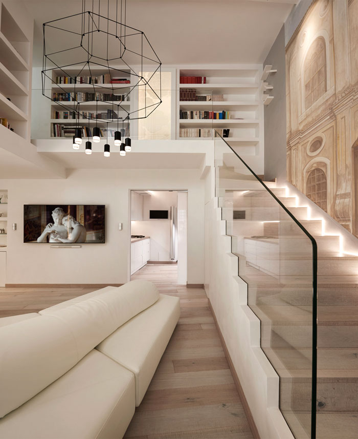 navona penthouse carola vannini architecture 14