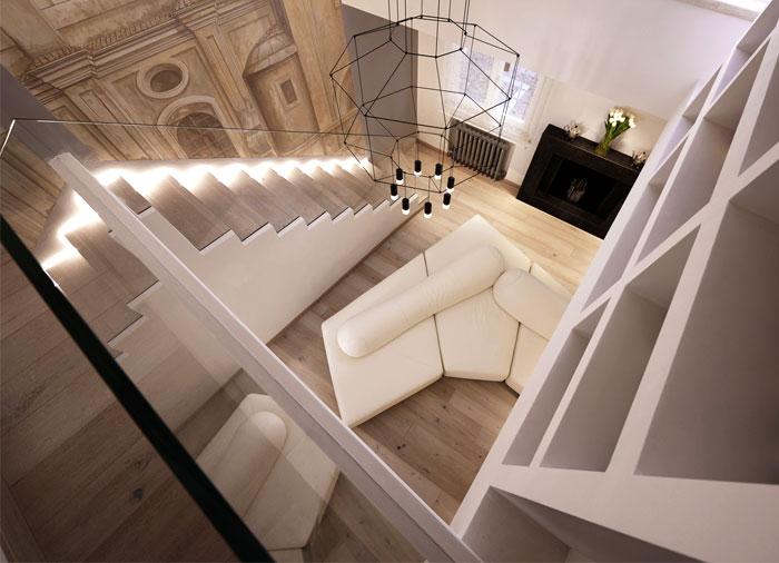 navona penthouse carola vannini architecture 9