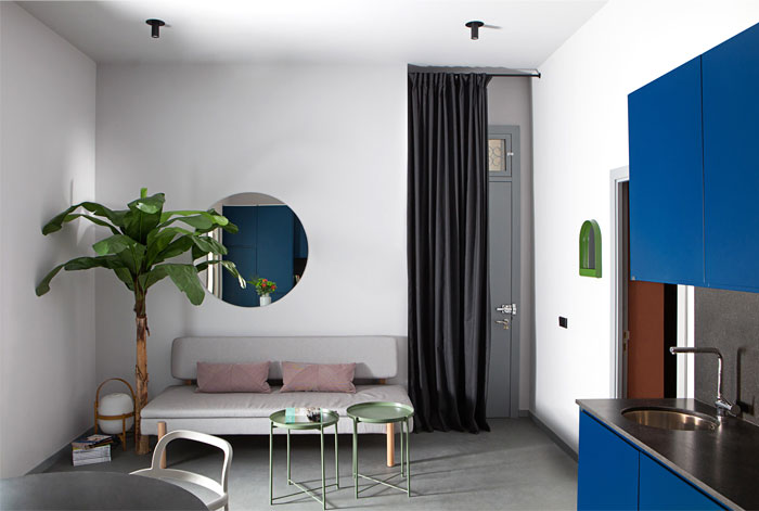 plutarco student housing apartments madrid 5
