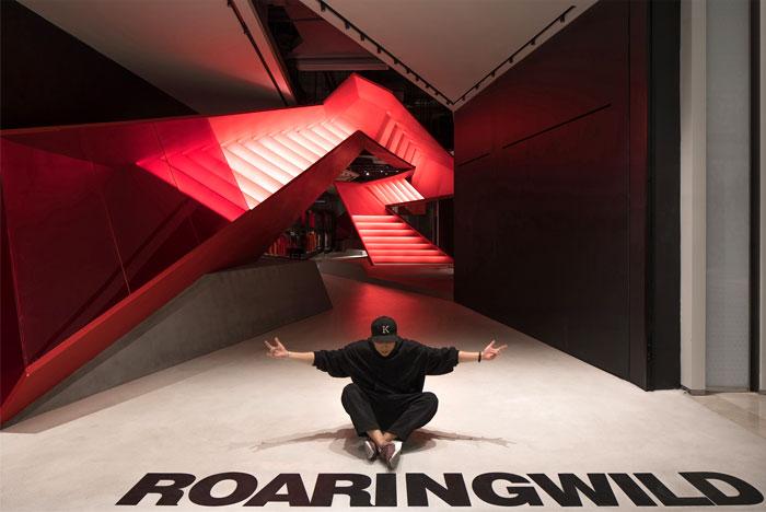 roaringwild store shenzhen 14