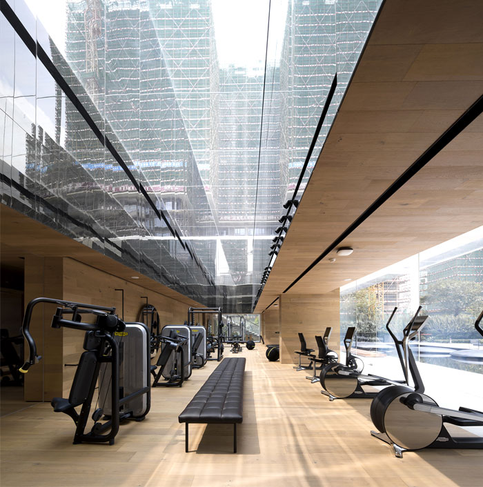 sky club house gym 19