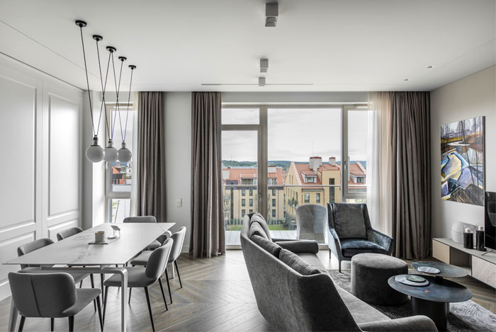 stylish apartment vilnius softdecor 2