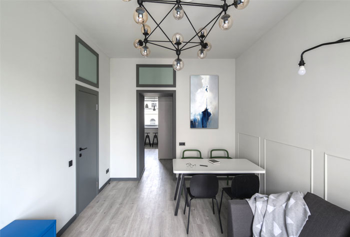 u concept studio apartment 5