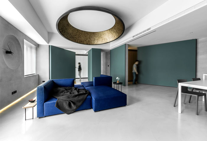 wei yi international design associates apartment 11