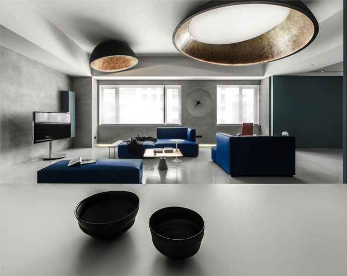 wei yi international design associates apartment 12