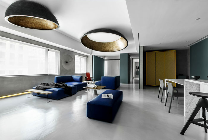 wei yi international design associates apartment 19