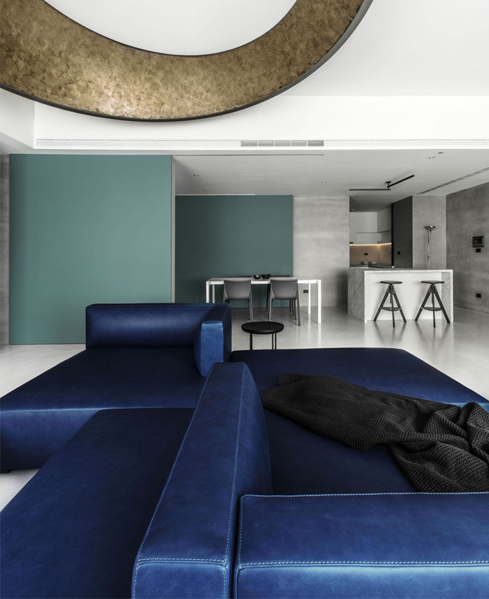 wei yi international design associates apartment 2