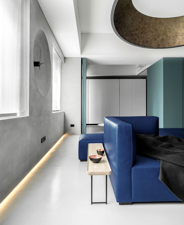 wei yi international design associates apartment 3