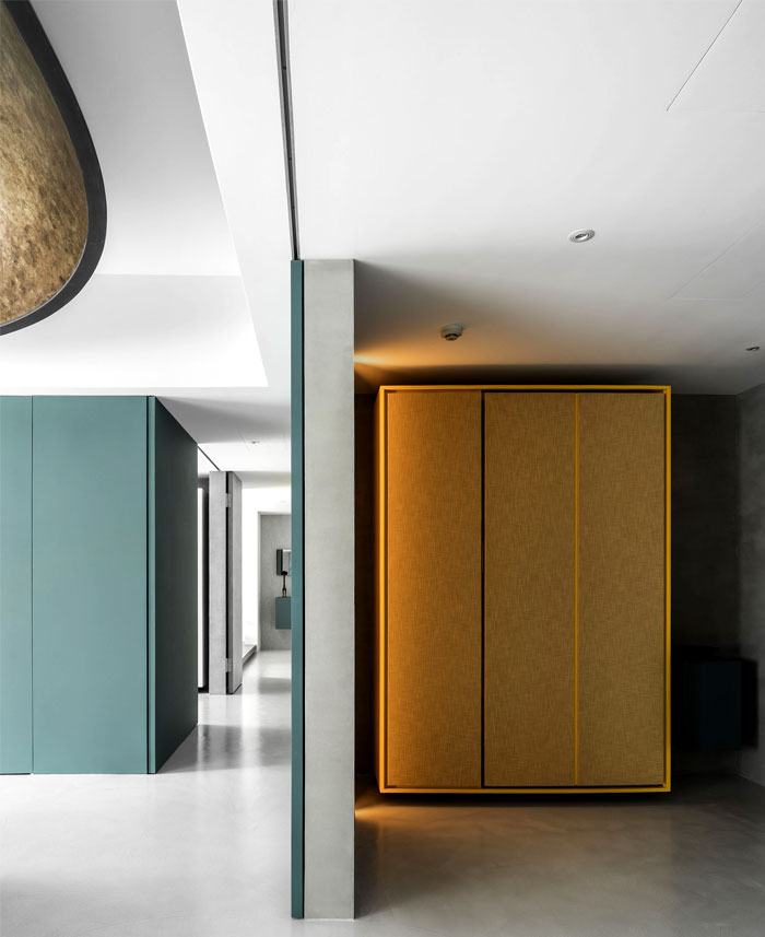 wei yi international design associates apartment 7