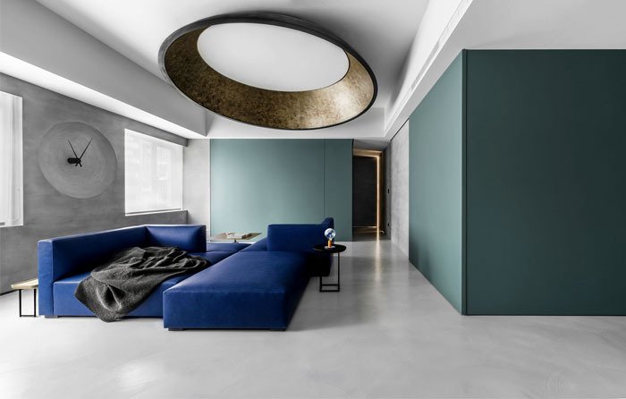 wei yi international design associates apartment 8