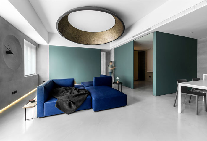 wei yi international design associates apartment 9