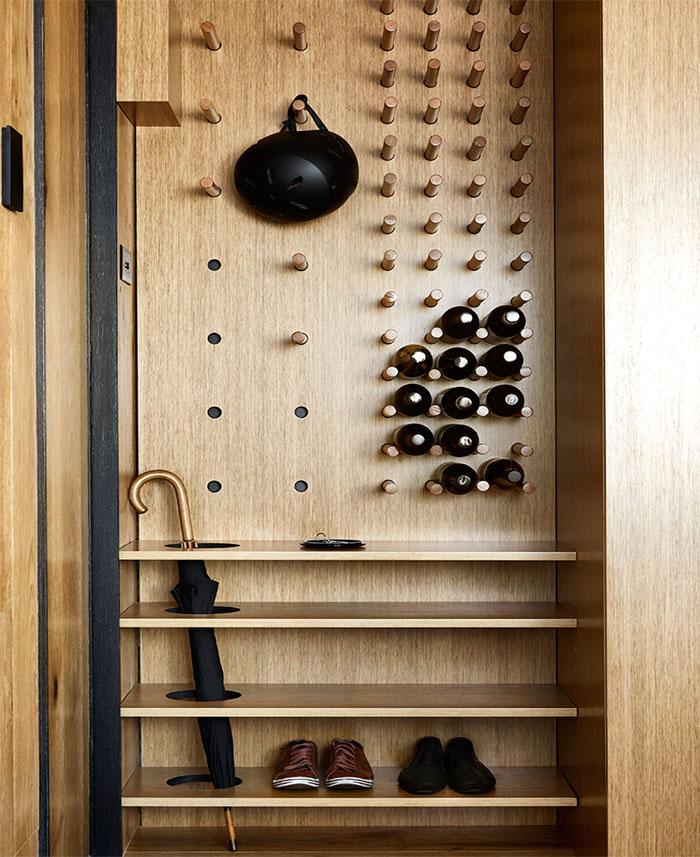 multifunctional design apartment 35 square meter 5