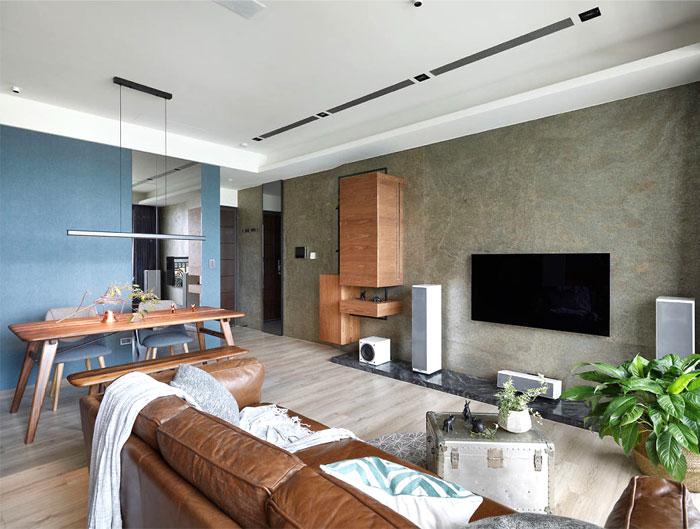 newly built house awork design studio 1