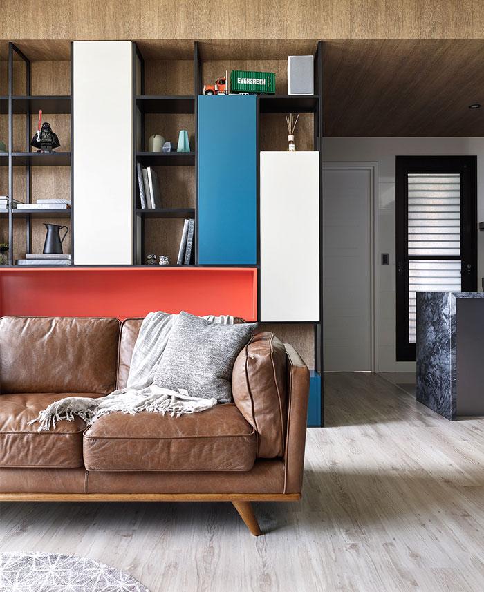 newly built house awork design studio 12