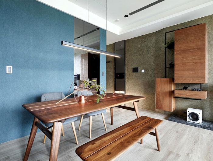 newly built house awork design studio 4