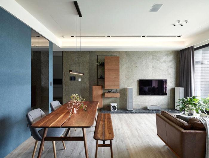 newly built house awork design studio 6
