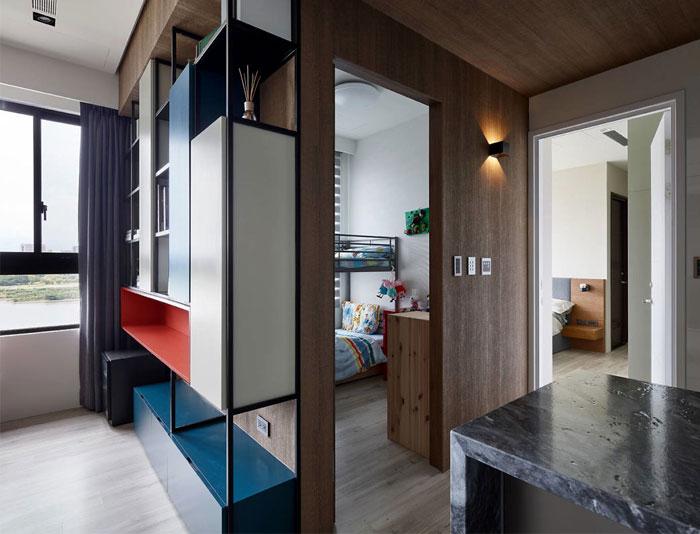 newly built house awork design studio 9