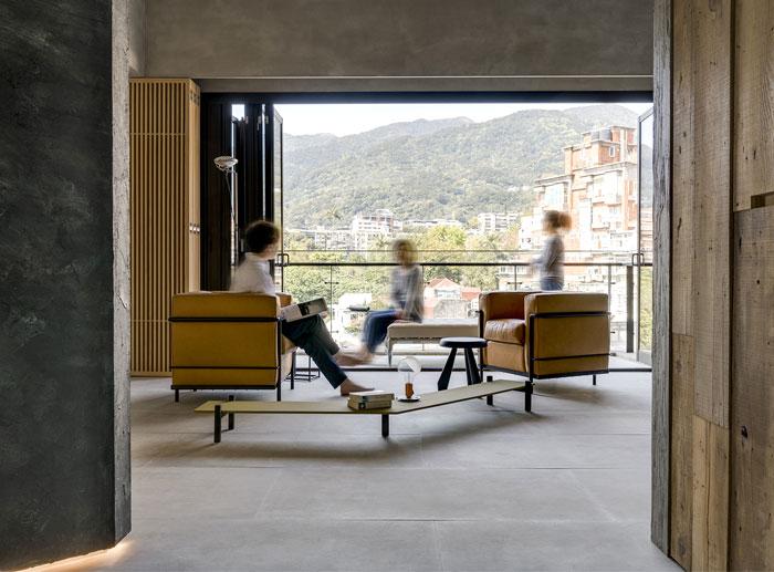 residence designed fang Shin yuan 8
