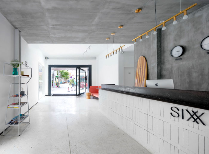 sixx hotel modulo architects 7