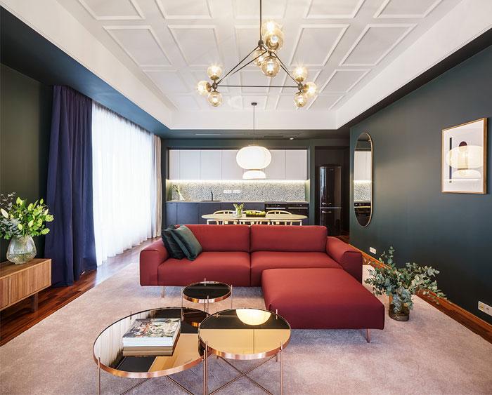 apartment bucharest bogdan ciocodeica 14