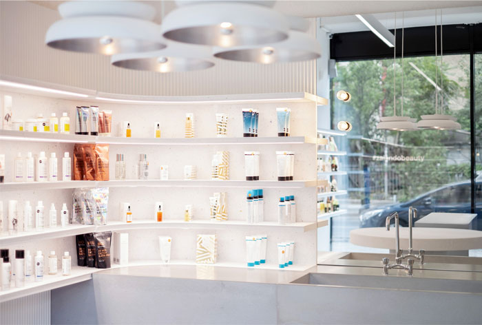 batek architekten zalando beauty station 11