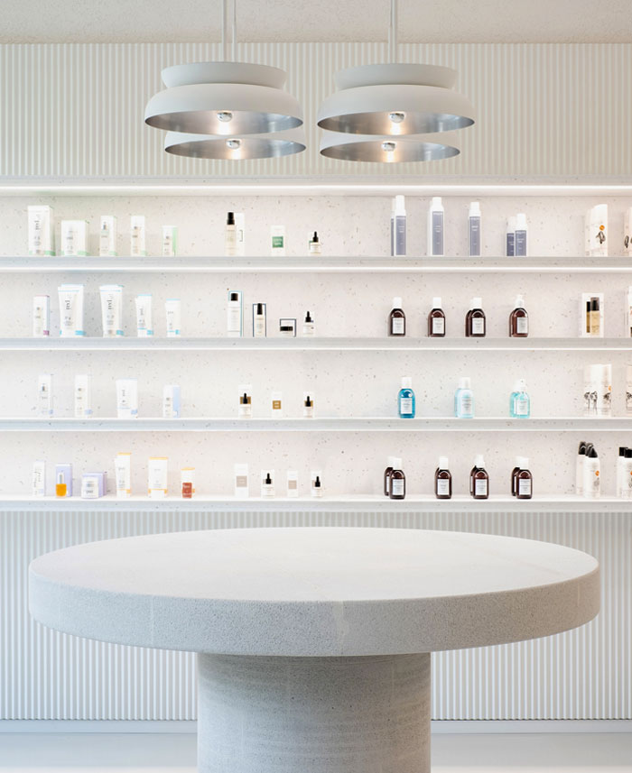 batek architekten zalando beauty station 12