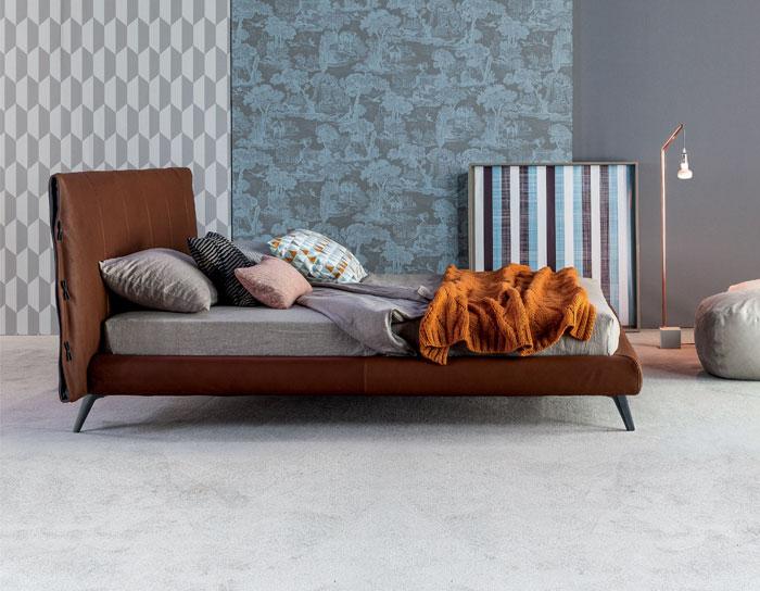 bonaldo cuff bed 1