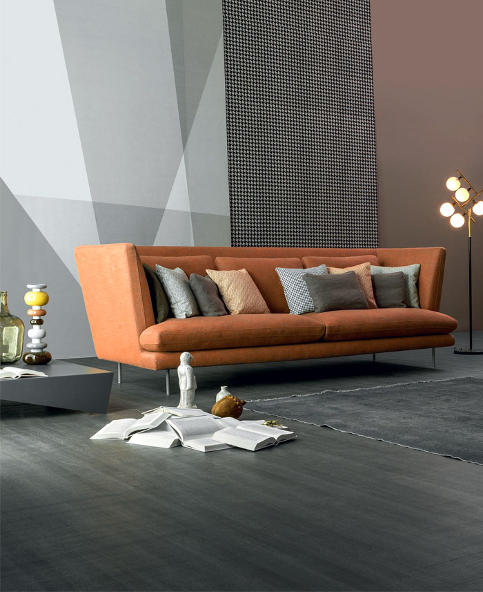 bonaldo lars sofa