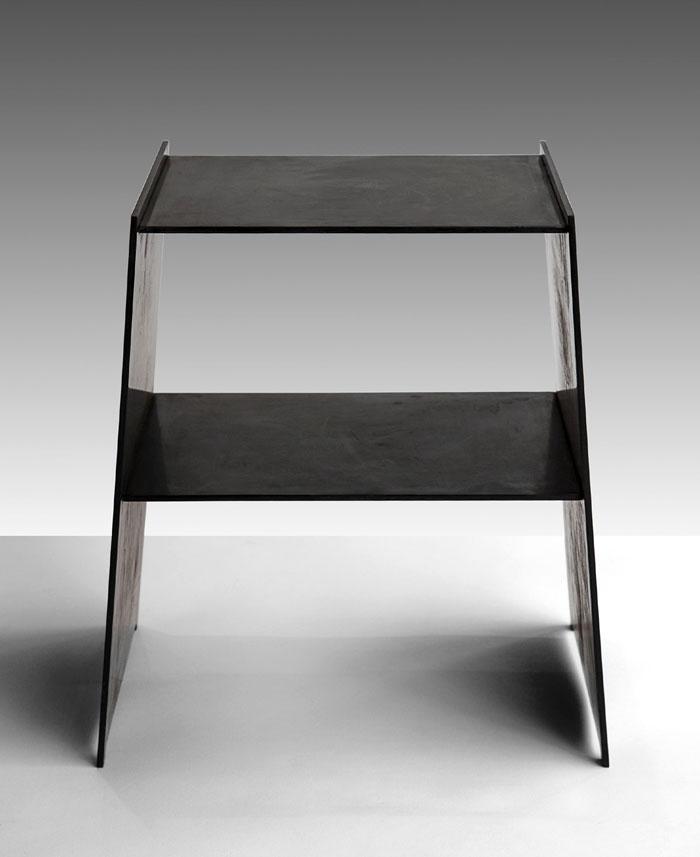 compact side table okha 3