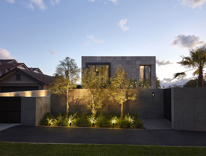 finnis architects quarry house 16