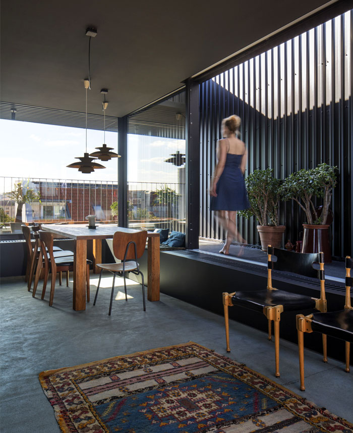 floating penthouse berlin atelier zafari 1