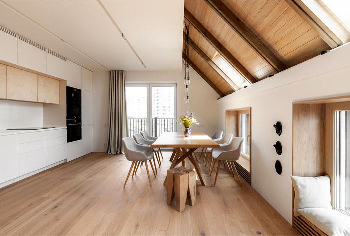 mansard apartment paintit architectural workshop 5