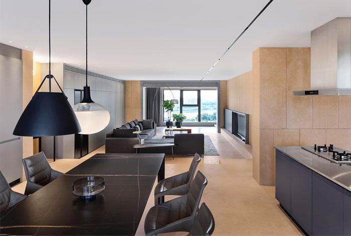 minimalist residence jamd ar china 14