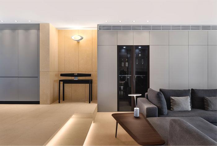 minimalist residence jamd ar china 15