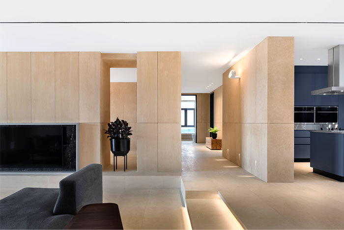 minimalist residence jamd ar china 17