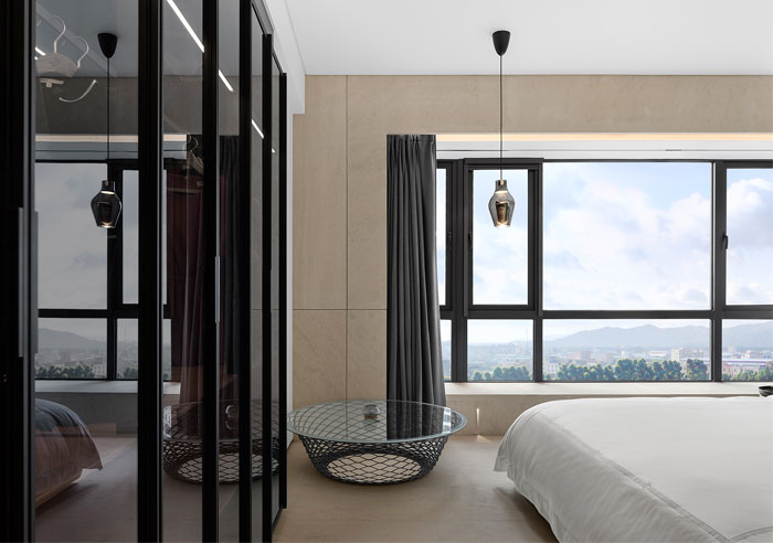 minimalist residence jamd ar china 9