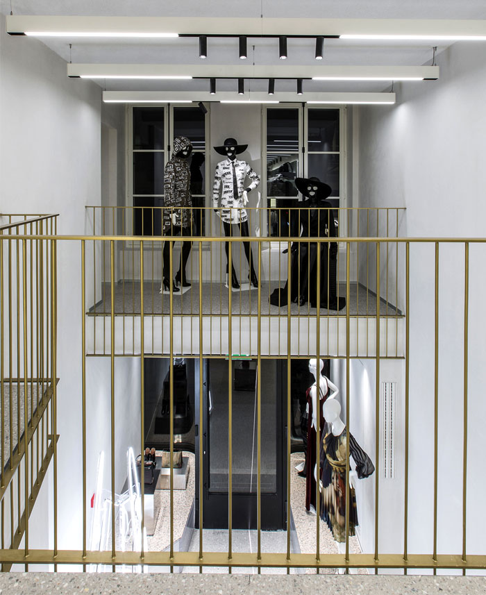 moschino new flagship store offarch 12