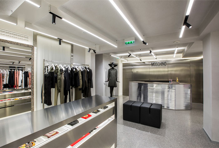 moschino new flagship store offarch 4