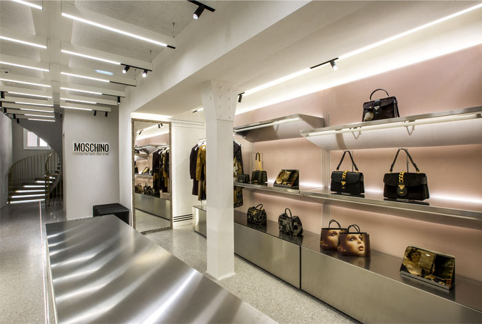 moschino new flagship store offarch 9