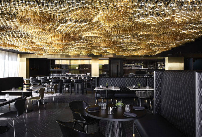 studio ongarato ceiling design lighting installation jackalope hotel 2