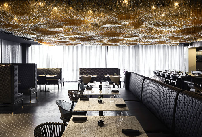 studio ongarato ceiling design lighting installation jackalope hotel 4
