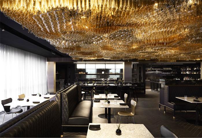 studio ongarato ceiling design lighting installation jackalope hotel 5