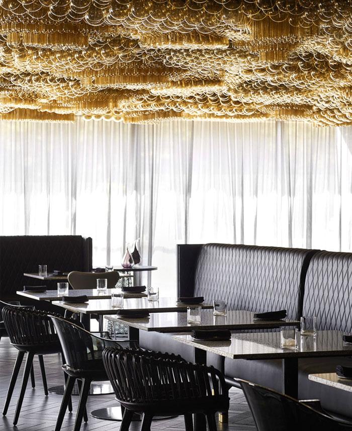 studio ongarato ceiling design lighting installation jackalope hotel 8