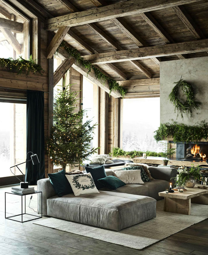 2019 holiday decor trends 1